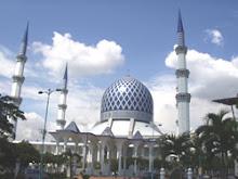 Masjid Sultan Salahudin Abd Aziz