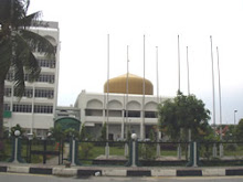 Masjid Kompleks Tabung Haji