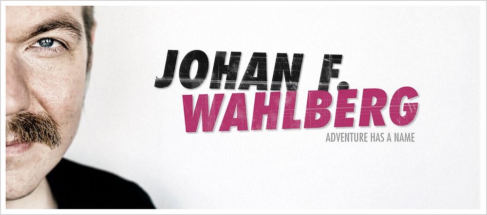Johan F. Wahlberg