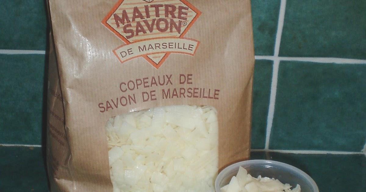 Et si on changeait le monde lessive cologique et - Copeaux de savon de marseille ...
