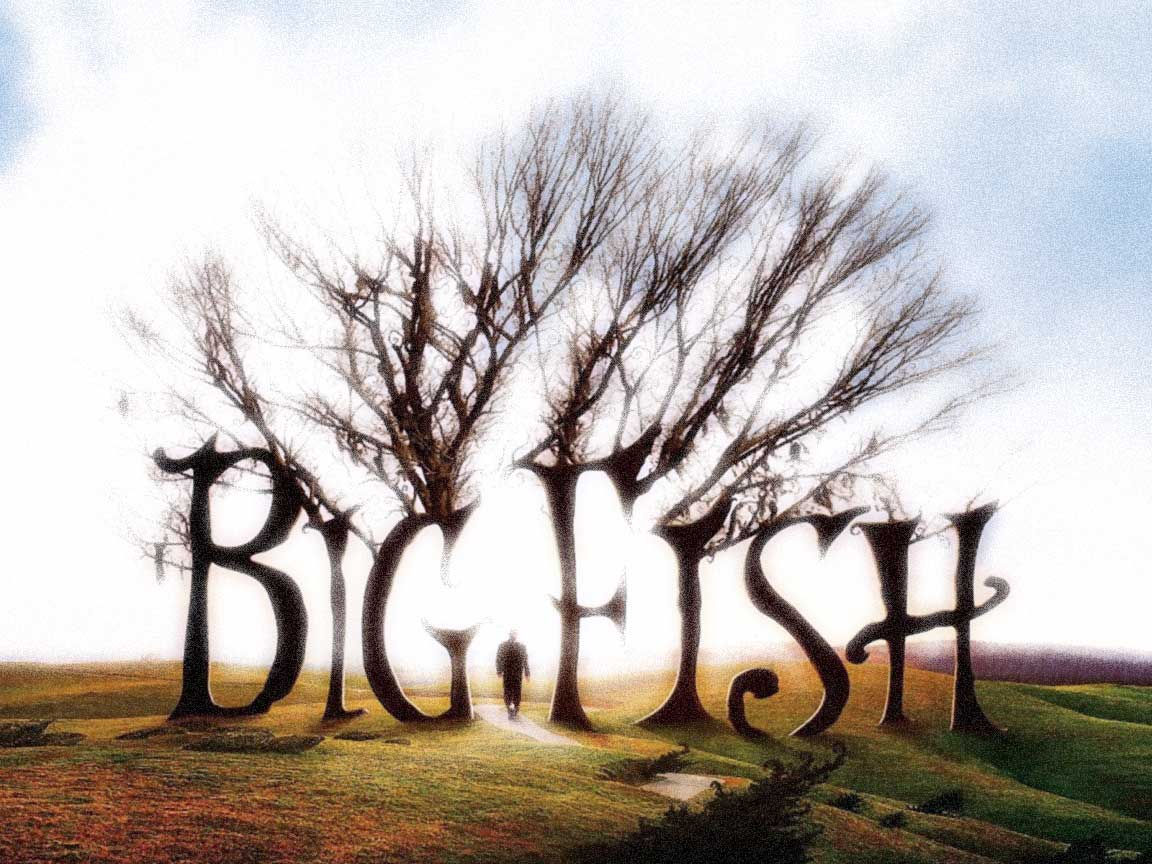 The words and the colors a big fish film analysis for Pictures of big fish