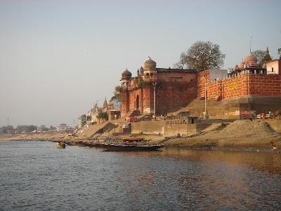 Sungai gangga (sungai suci hindu di india)