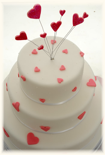 CakeChannel.com - World of Cakes: Heart Cake