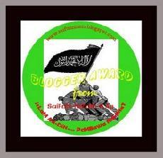 award daripada ustaz saifun nizam.trima ksh ustaz :)