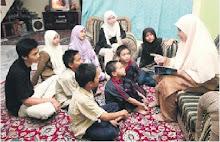 mendidik anak dngn nilai2 islam
