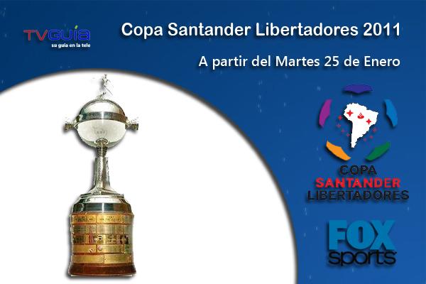 FOX Sports: Arranca La Copa Santander Libertadores 2011