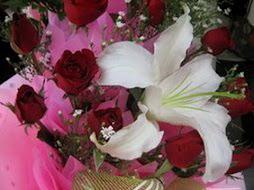 ขอมอบดอกไม้แห่งความปรารถนาดี