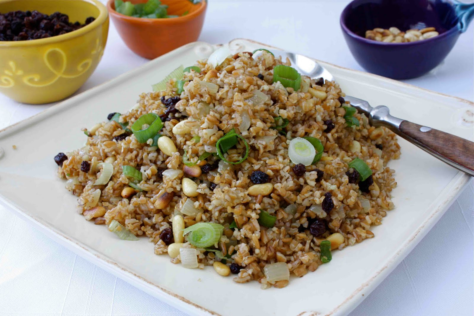 pilaf southwestern rice pilaf bulgar pilaf with pumpkin and raisins ...