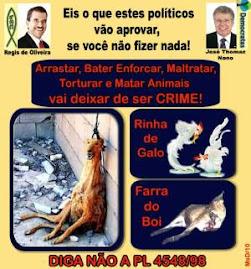 NÃO AO PL 4.548/98