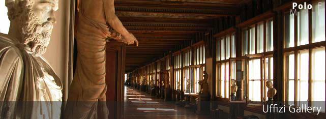 KLIKKKK ENTER  Uffizi Gallery - Florence Firenze - /Italy