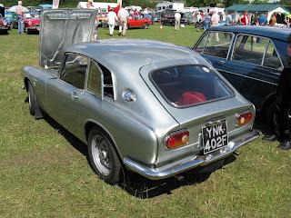 Honda S800 de 1967