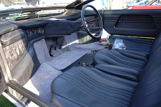 Bizzarrini Manta Concept Interior