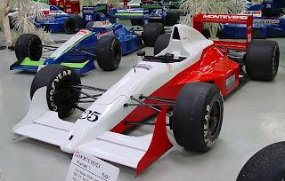Monteverdi F1 de 1990