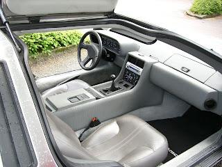 DMC 2 Interior