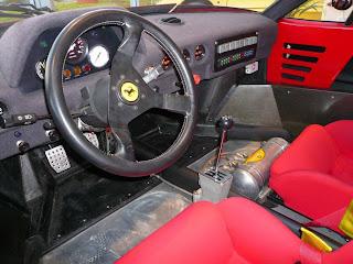 Ferrari 288 GT0 Evoluzione Interior