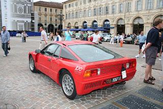 Lancia 037 Stradale vista trasera