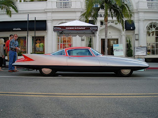Ghia Streamline X Coupe