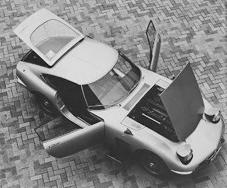Toyota 2000 Gt imágenes e historia