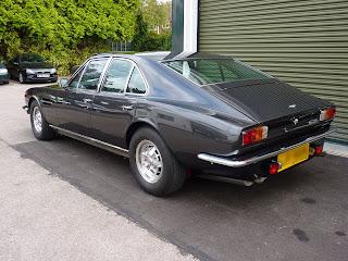 Aston Martin Lagonda V8 Trasera