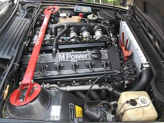 BMW M 635 CSI MOTOR
