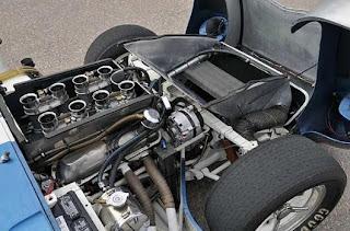 Shelby Cobra Daytona CoupémOTOR 1965