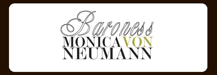 Baroness Monica von Neumann