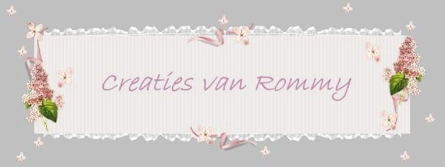 Creaties van Rommy