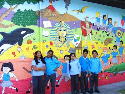 Marvellous Murals Hambrough Primary School And Nursery