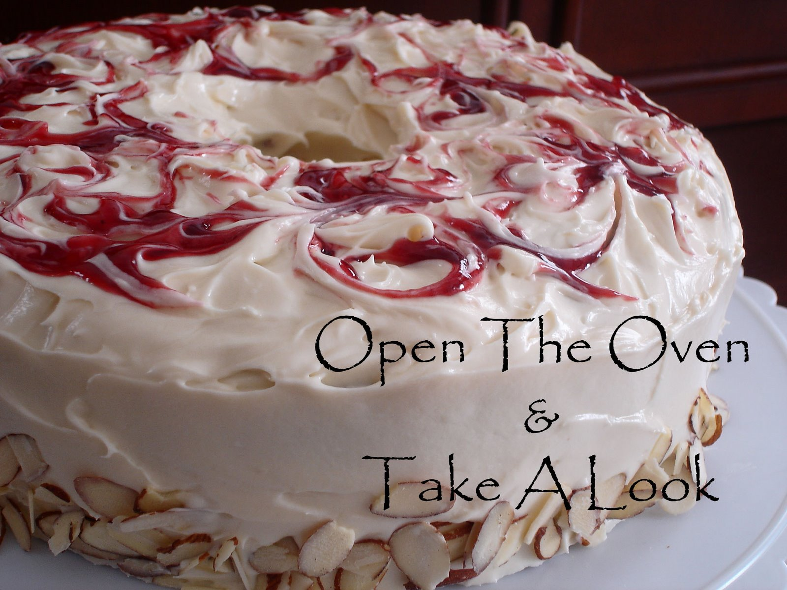 Open The Oven & Take A Look