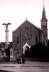 St. Johann Baptist vor dem 1. Weltkrieg