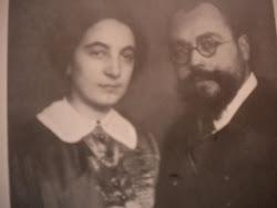 Dominikus Böhm und Maria Scheiber