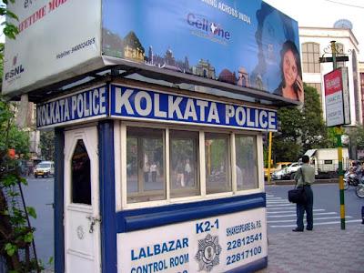 Kolkata Police Kiosk helpline numbers