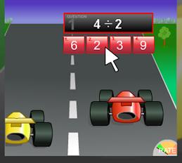 Gran Premio: calcular COCIENTES