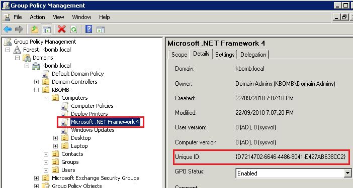 microsoft .net framework 4 (x86 and x64) windows xp