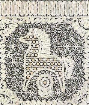 Pattern-House: lace pattern