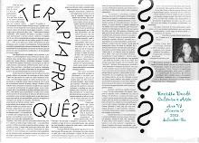 Cintia Liana na Revista Dendê, Cultura e Arte