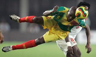 Adama Diamoutene | Mali - Benin 1:0