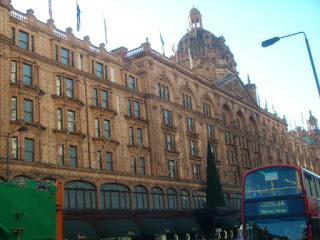 Harrods @ Knightsbridge