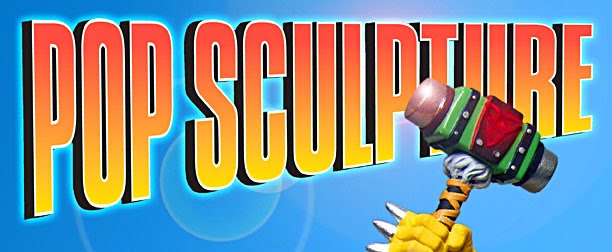 Pop Sculpture: How to Sculpt Action Figures and Statues