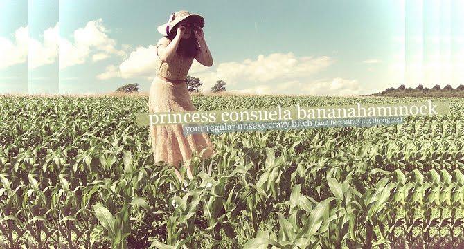 princess consuela bananahammock