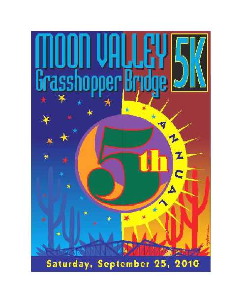Running Through Phoenix: Grasshopper Bridge 5K Pre-Race Report