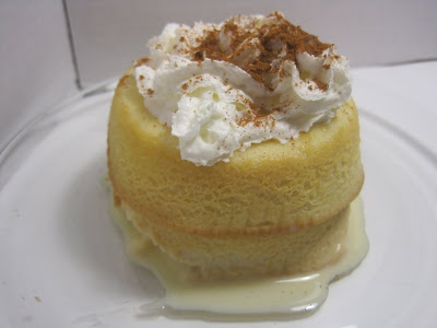 Tuesday's Cupful: History of Tres Leches Cake