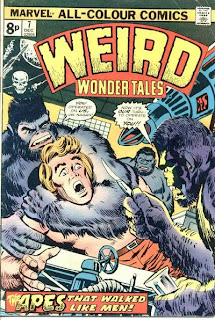 Weird Wonder Tales #7