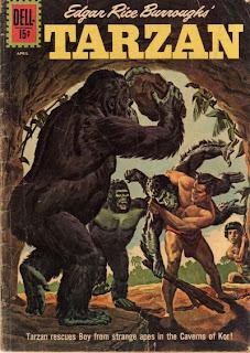 Tarzan #129