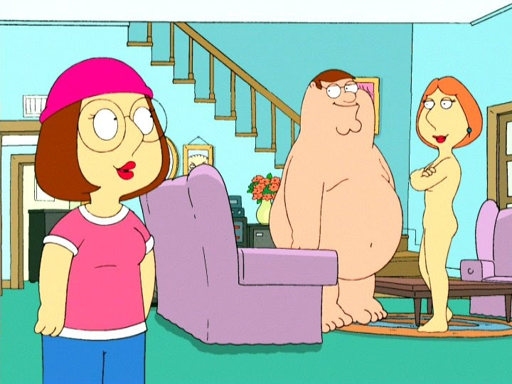 hot naked young lois griffin