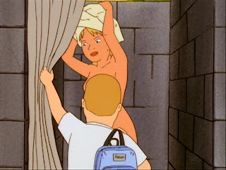 Here You Go Taken From The King Of Hill Episode Naked Ambitions