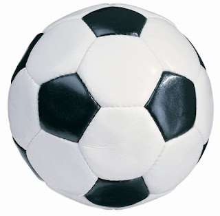 Pelota De F  Tbol  Esfera Y Poliedro