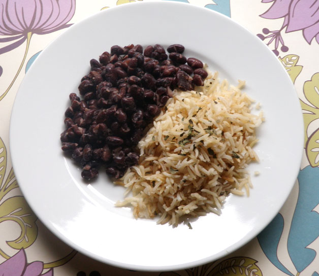 Cumin Rice with Nuts | In Sonnet's Kitchen