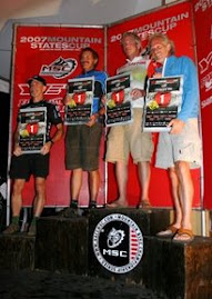 Final Results-Mountain States Cup Series 2007- Squeezed on the podium in 4th