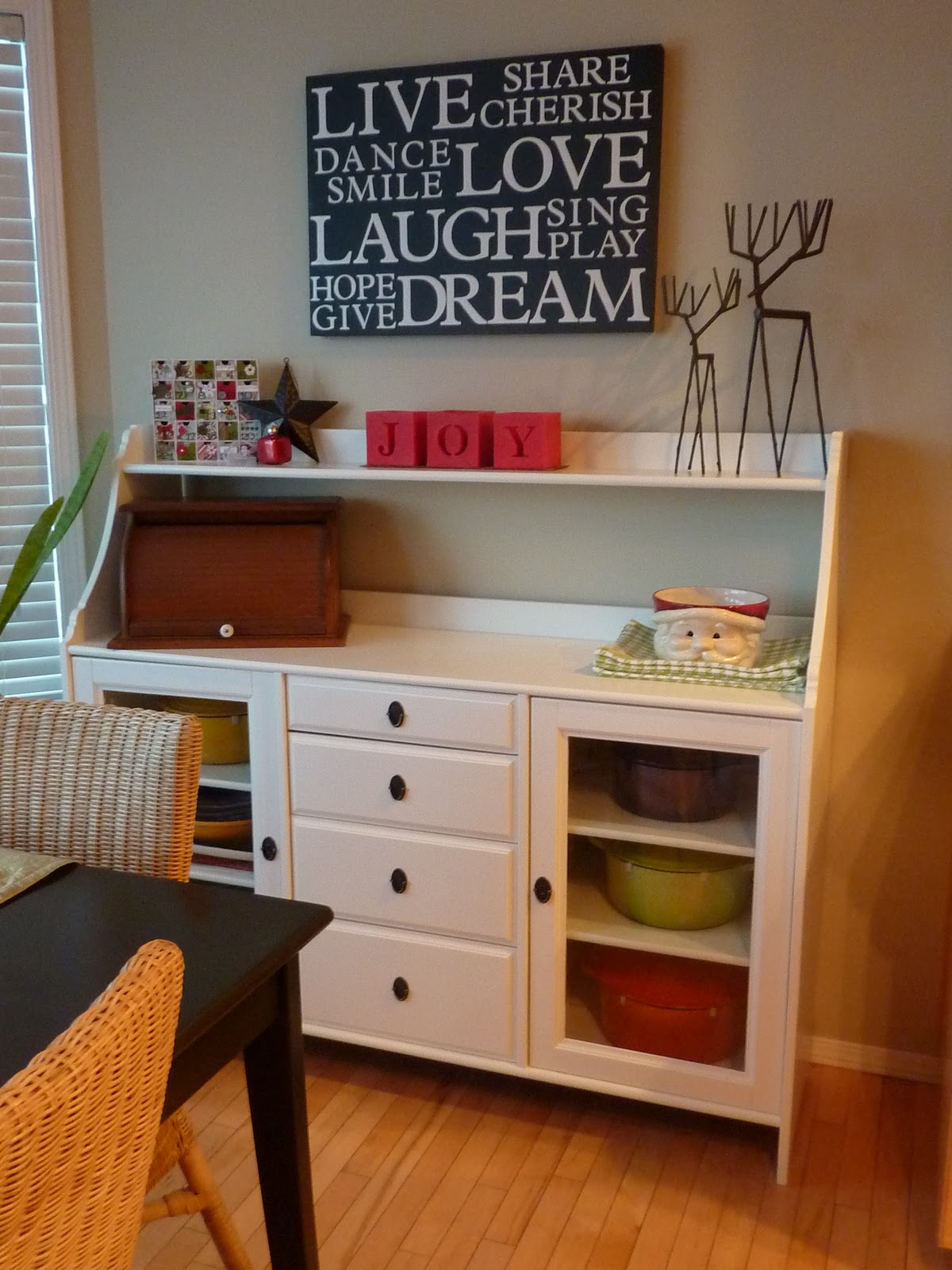 My Crafty Days Ikea Furniture Redo & Nook Makeover